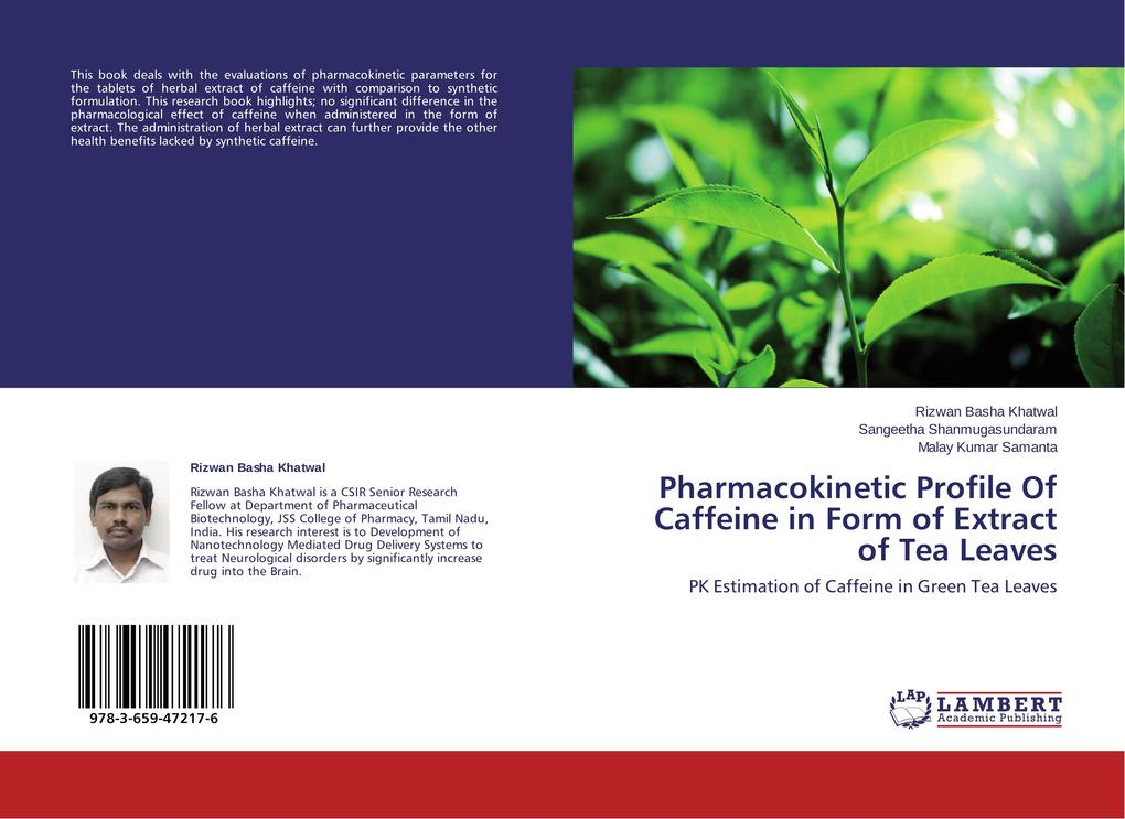Pharmacokinetic Profile Of Caffeine in Form of Extract of Tea Leaves.pdf