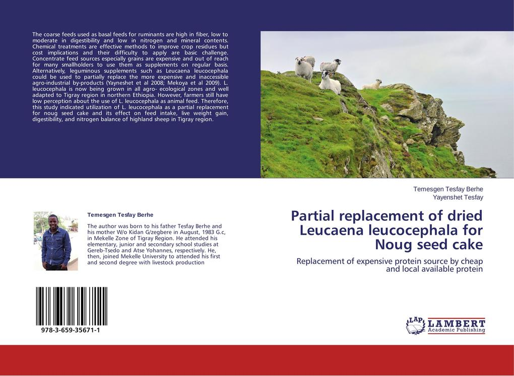 Partial replacement of dried Leucaena leucocephala for Noug seed cake.pdf