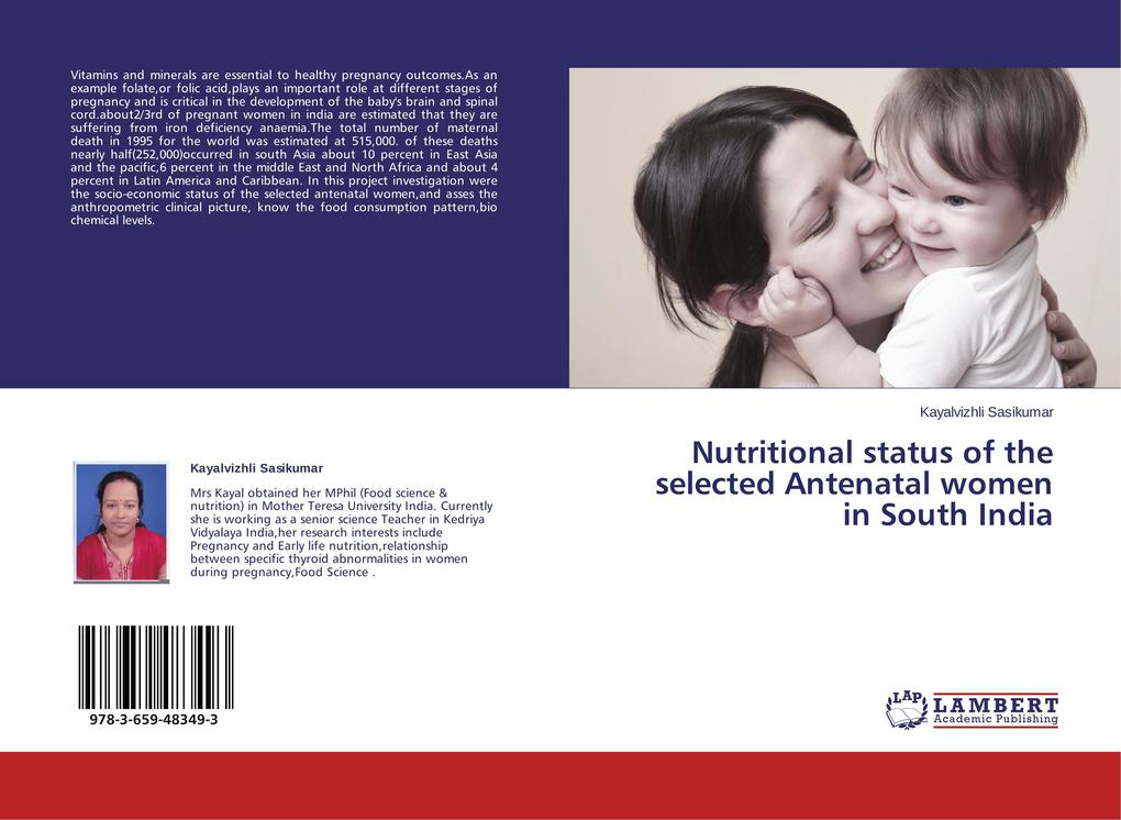 Nutritional status of the selected Antenatal women in South India.pdf