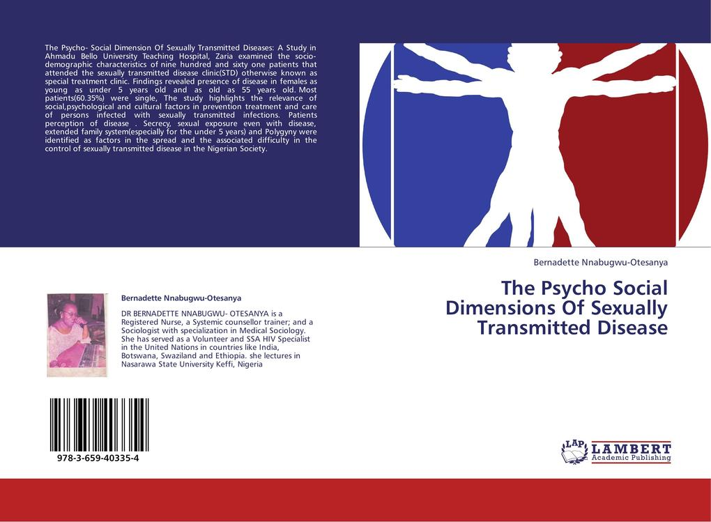 The Psycho Social Dimensions Of Sexually Transmitted Disease.pdf