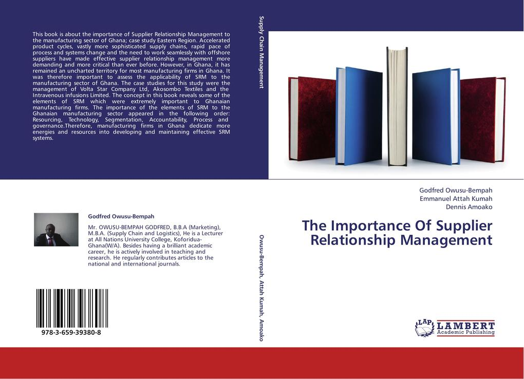 The Importance Of Supplier Relationship Management.pdf