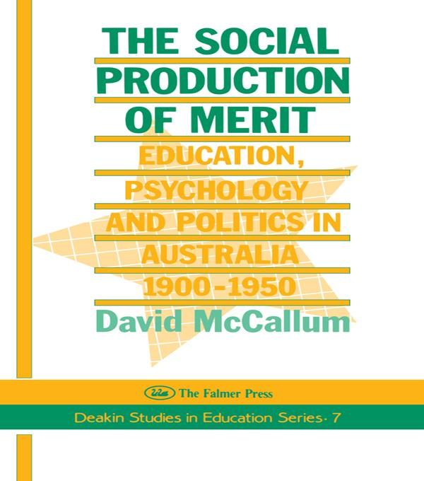 The Social Production Of Merit.pdf
