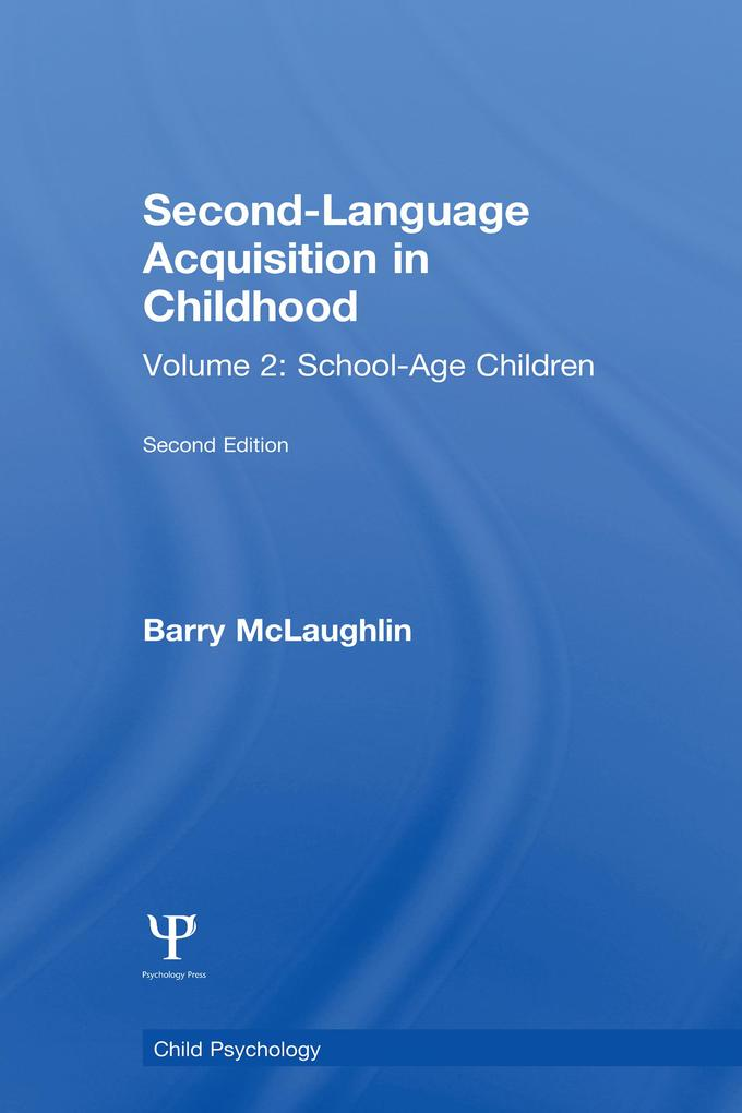 Second Language Acquisition in Childhood.pdf