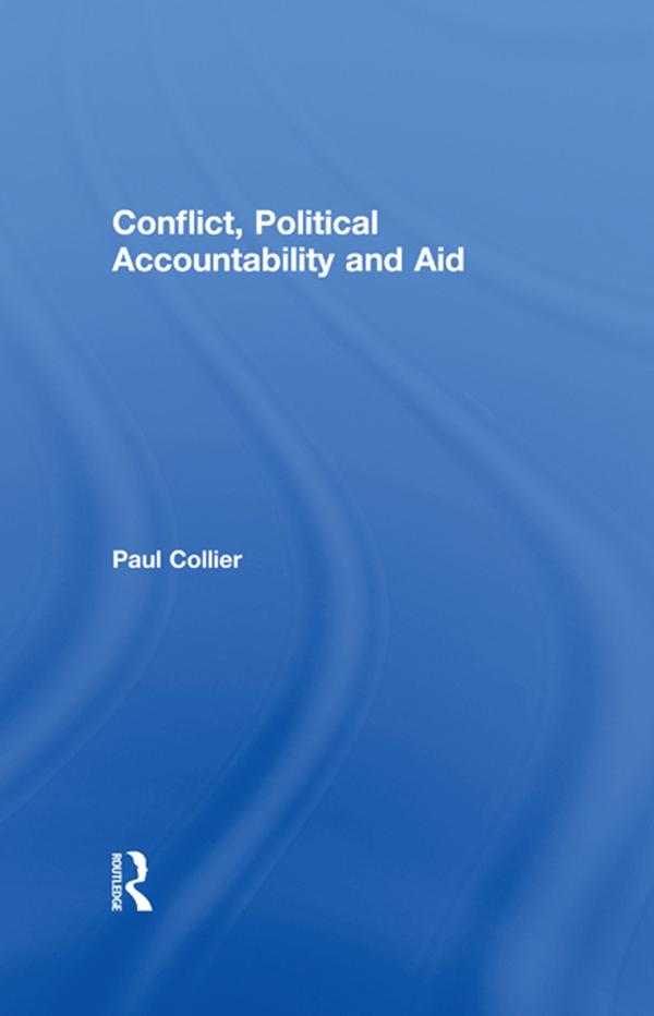 Conflict, Political Accountability and Aid.pdf
