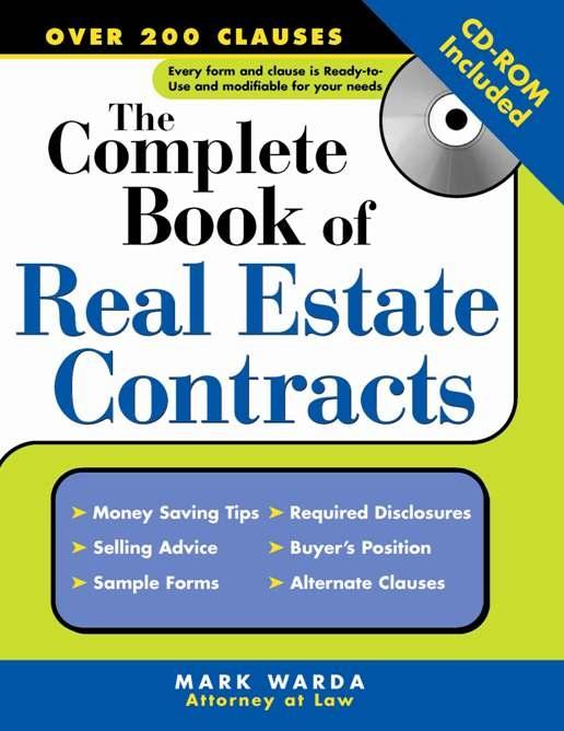 Complete Book of Real Estate Contracts.pdf