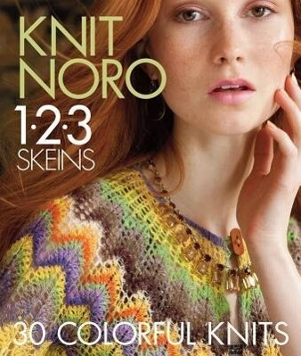 Knit Noro 1 2 3 Skeins: 30 Colorful Knits.pdf