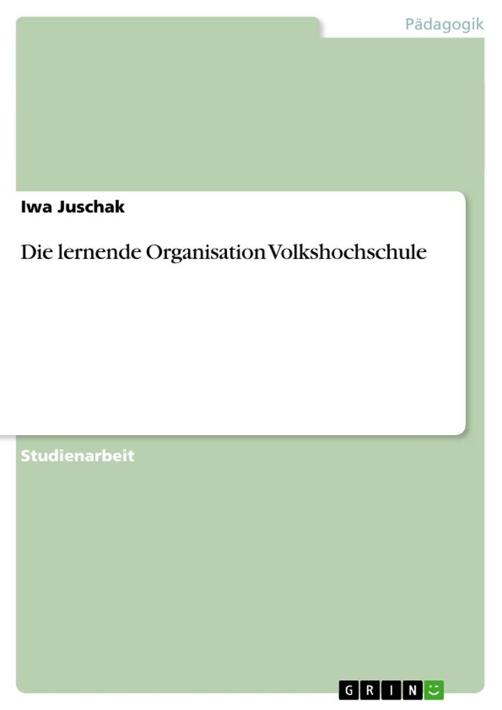 Die lernende Organisation Volkshochschule.pdf