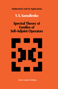 Spectral Theory of Families of Self-Adjoint Operators