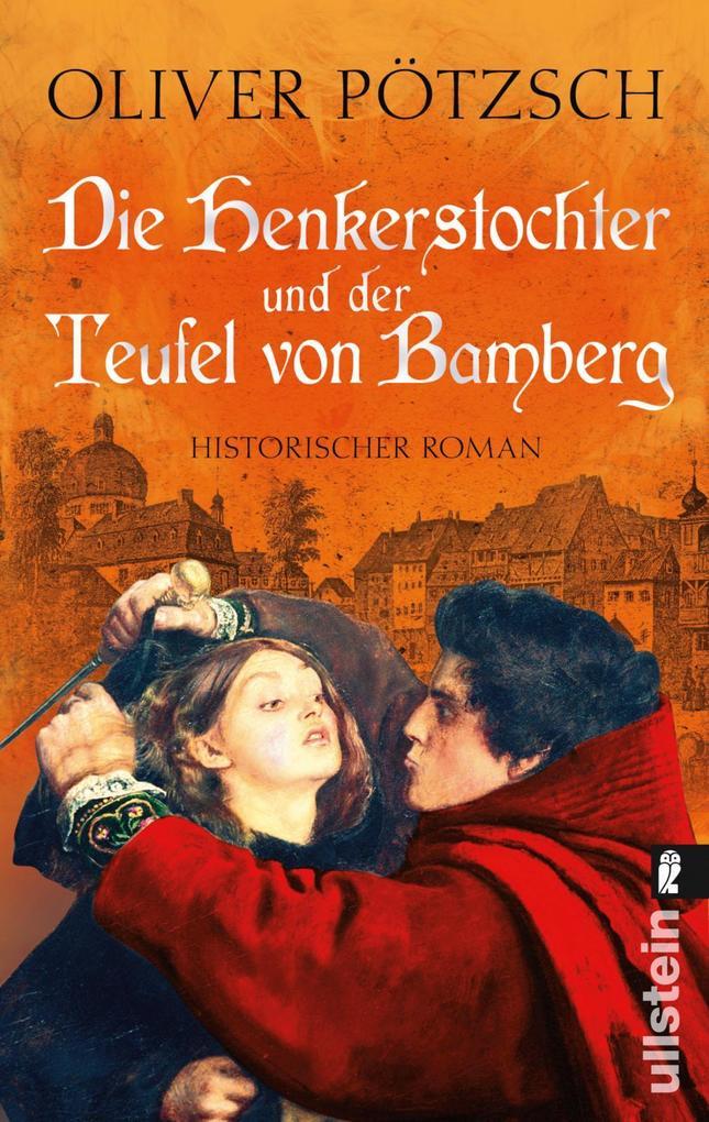 Die Henkerstochter und der Teufel von Bamberg als Taschenbuch