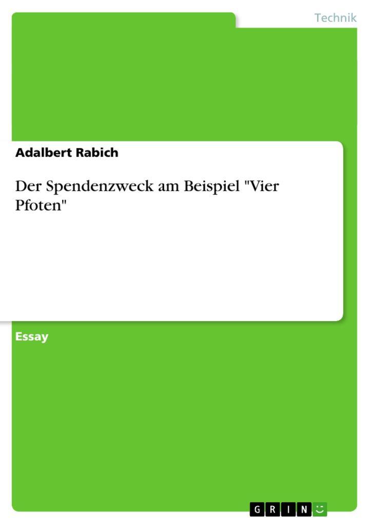 Der Spendenzweck am Beispiel Vier Pfoten.pdf