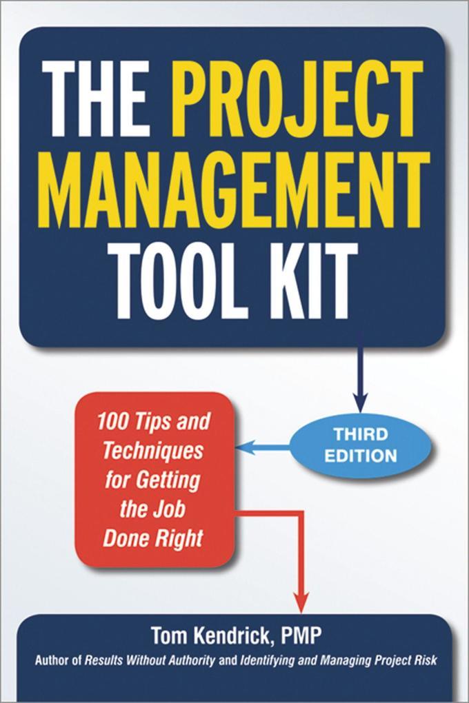 The Project Management Tool Kit als eBook epub