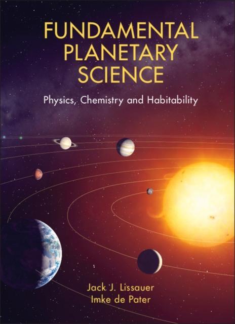 Fundamental Planetary Science als eBook pdf