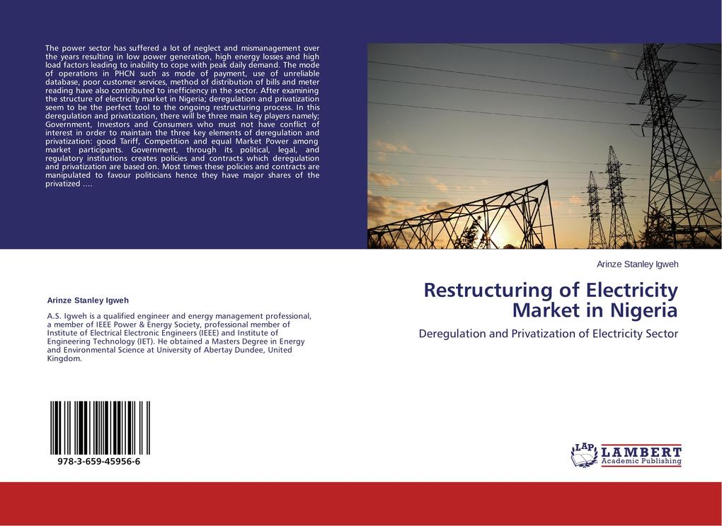 Restructuring of Electricity Market in Nigeria.pdf