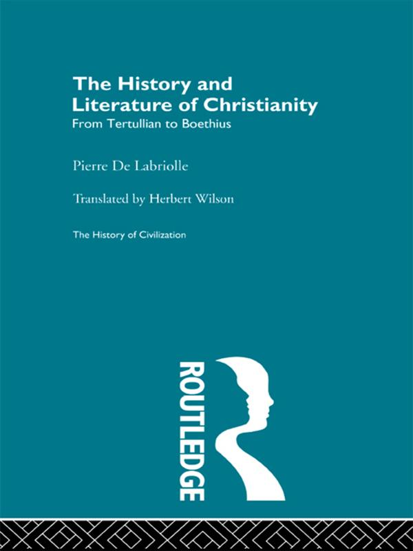 The History and Literature of Christianity.pdf