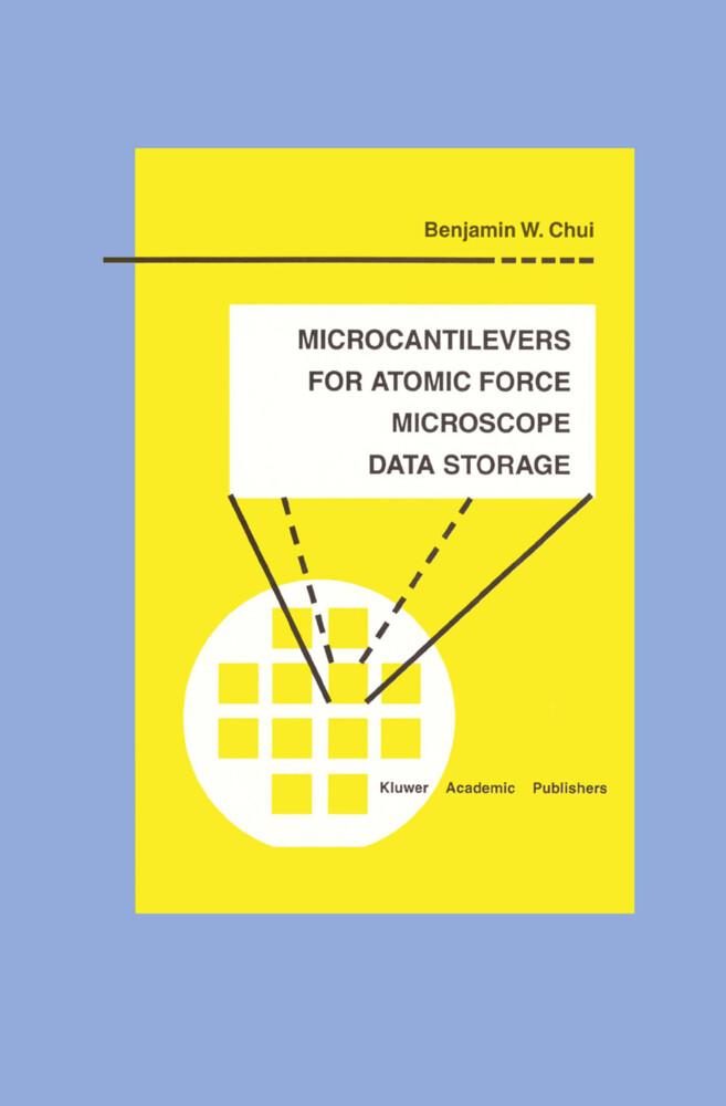 Microcantilevers for Atomic Force Microscope Data Storage als Buch (gebunden)