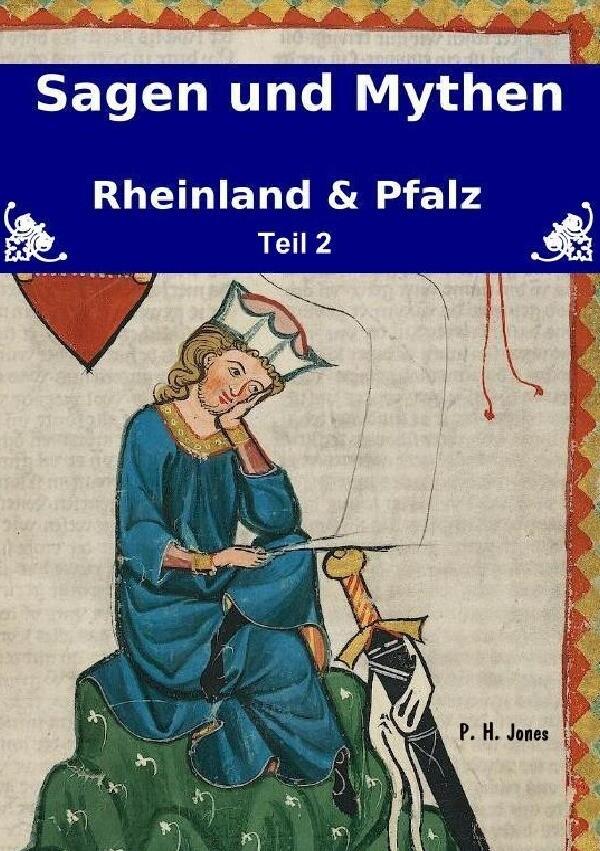 Sagen & Mythen - Rheinland und Pfalz - Teil 2 als Buch (kartoniert)