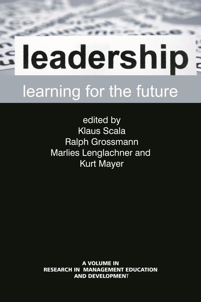 Leadership Learning for the Future als eBook epub