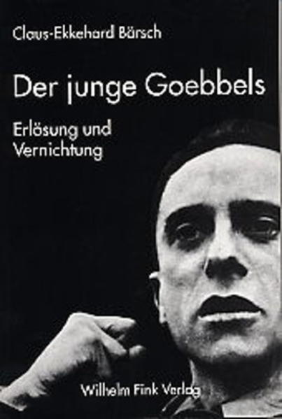 Der junge Goebbels als Buch (kartoniert)