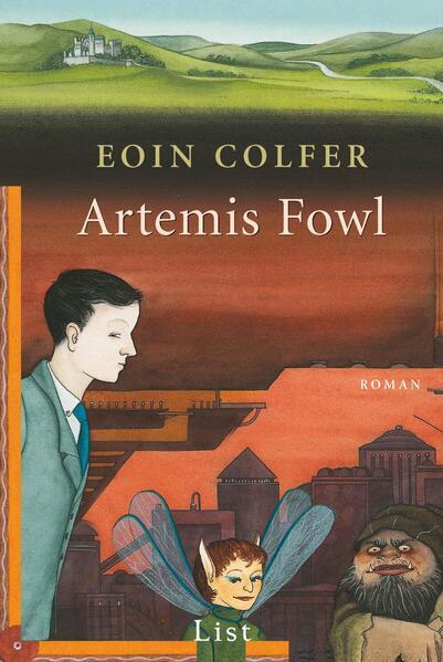 Artemis Fowl als Taschenbuch