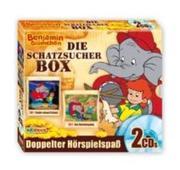 Benjamin Blümchen 59 + 99. Schatzsucher-Box. CD