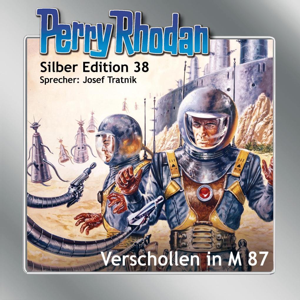 Perry Rhodan Silber Edition 38: Verschollen in M 87 als Hörbuch Download