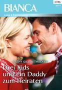 Drei Kids und ein Daddy zum Heiraten