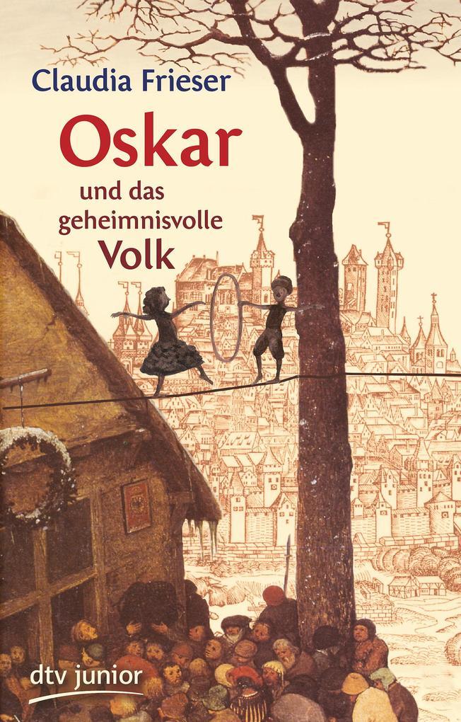 Oskar und das geheimnisvolle Volk als Taschenbuch