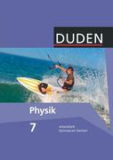 Duden Physik 7. Schuljahr Arbeitsheft. Gymnasium Sachsen