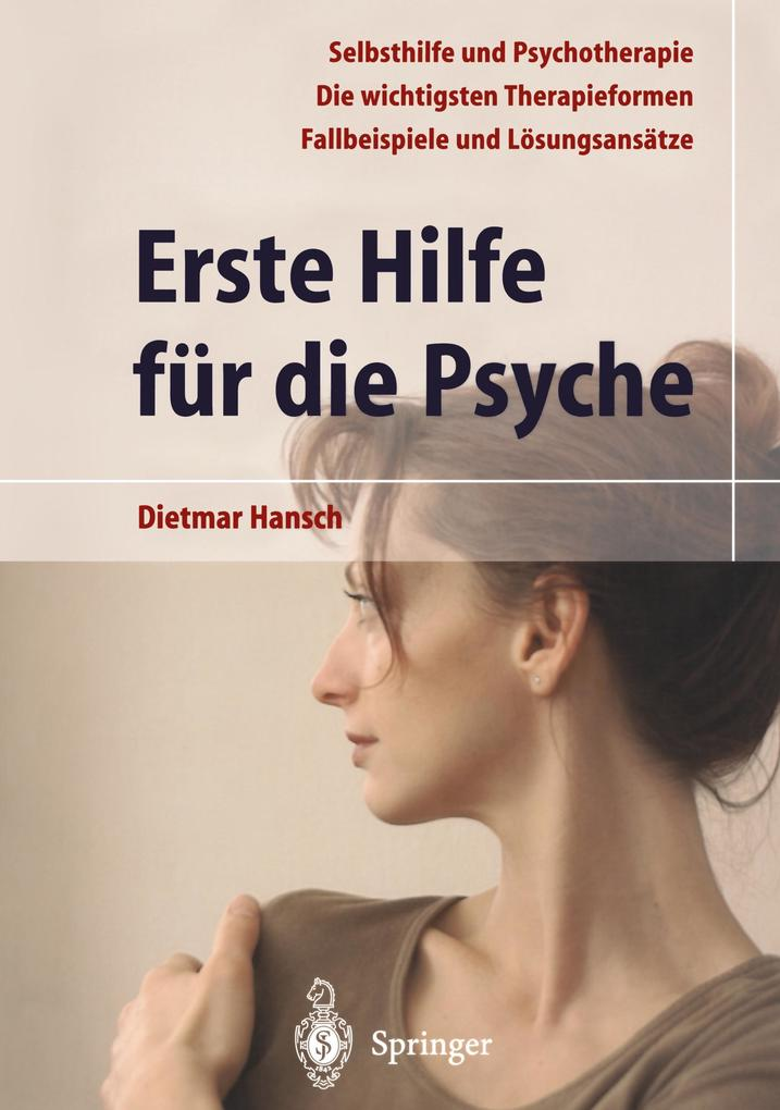 Erste Hilfe für die Psyche als Buch (kartoniert)