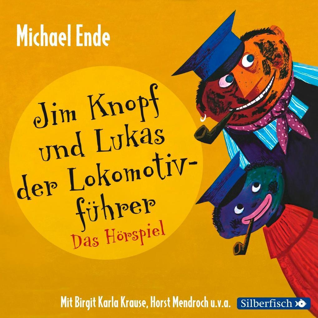 Jim Knopf und Lukas der Lokomotivführer - Das Hörspiel als Hörbuch CD