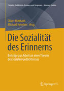 Die Sozialität des Erinnerns