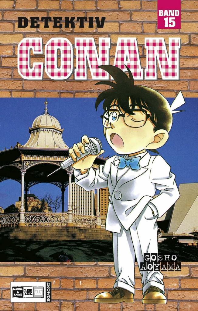 Detektiv Conan 15 als Buch (kartoniert)