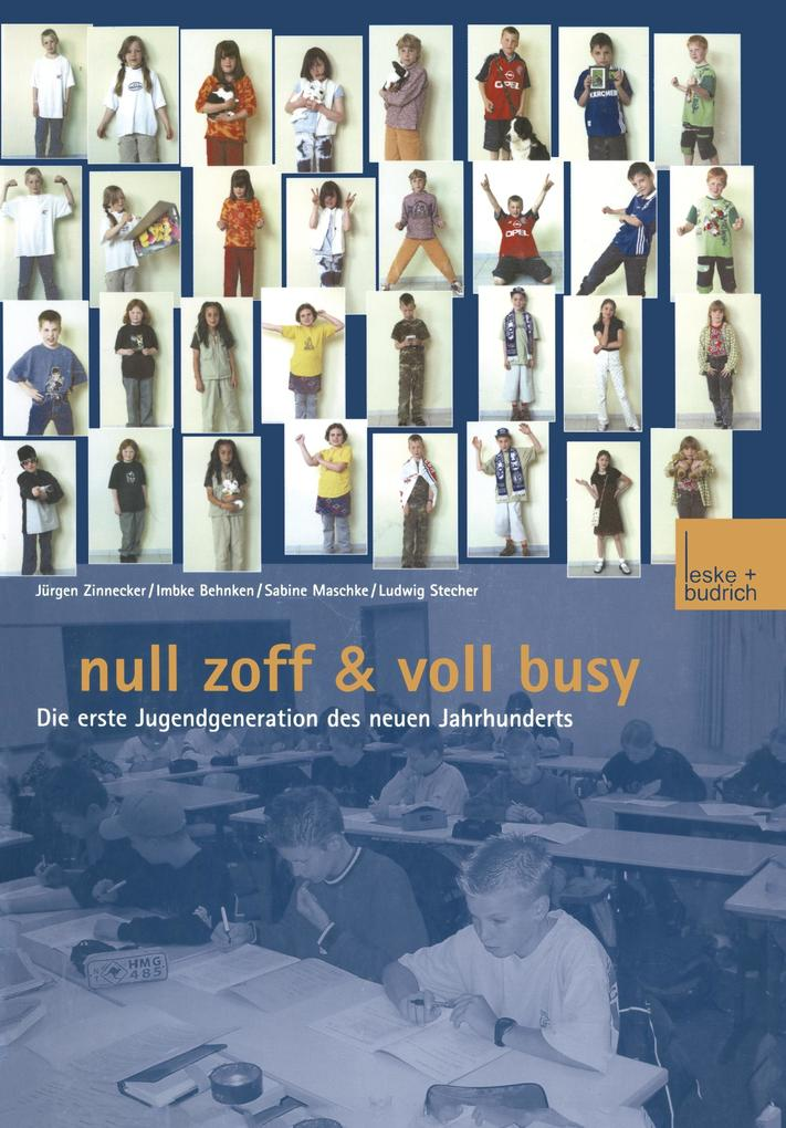 Null Zoff & Voll Busy als Buch (kartoniert)