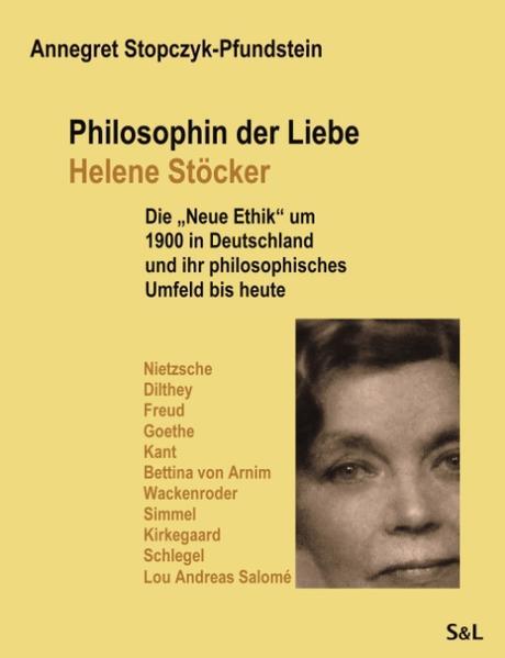 Philosophin der Liebe - Helene Stöcker als Buch (kartoniert)