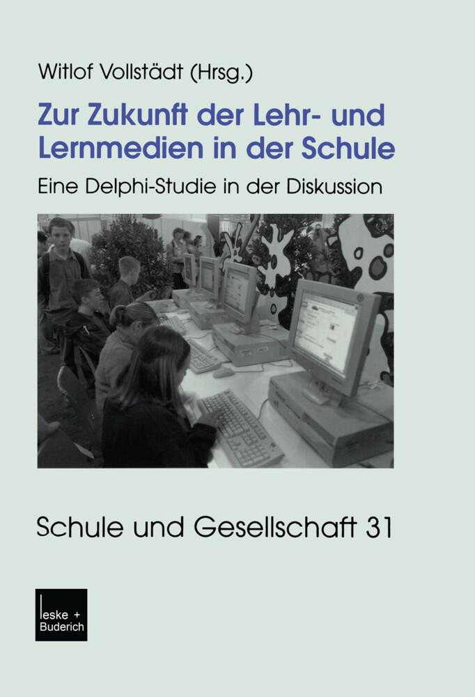 Zur Zukunft der Lehr- und Lernmedien in der Schule als Buch (kartoniert)