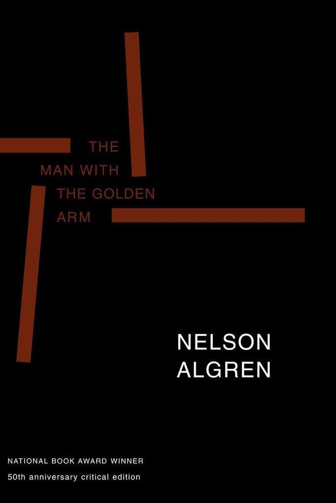 The Man With The Golden Arm als Taschenbuch