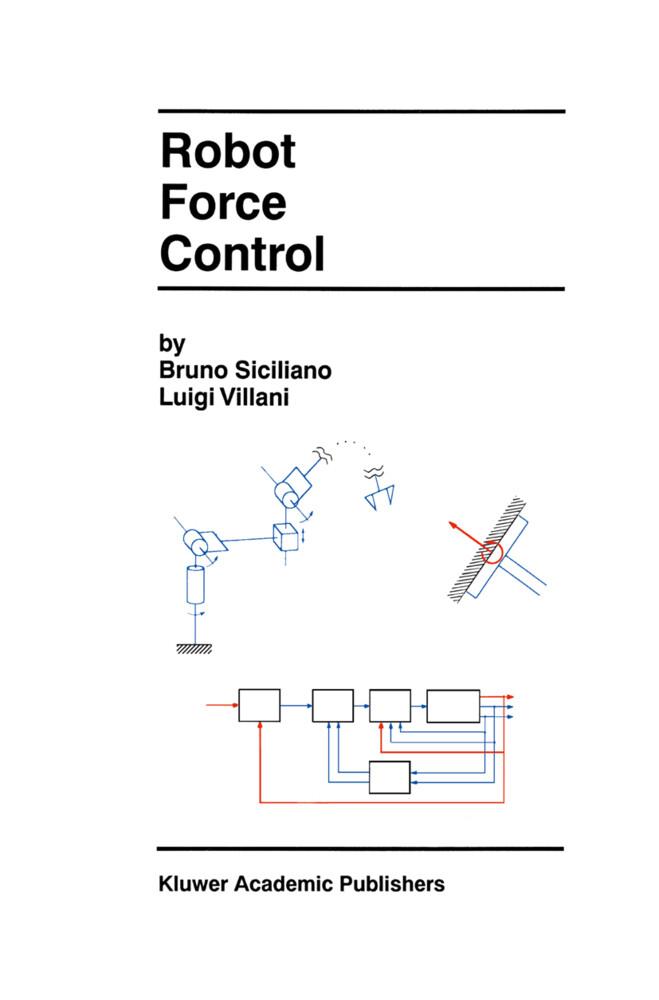 Robot Force Control als Buch (gebunden)