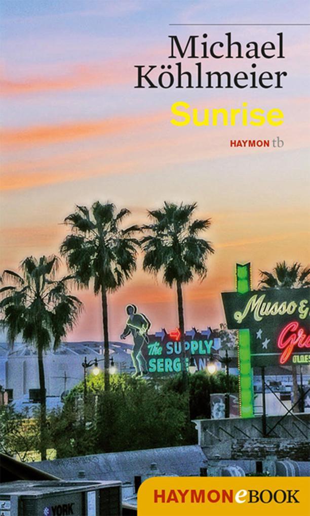 Sunrise als eBook epub