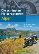 Die schönsten Motorradtouren Alpen