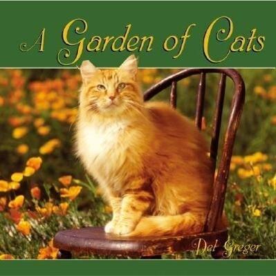 A Garden of Cats als Buch (gebunden)