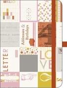 Green Address & Birthday Book The Comstocks II