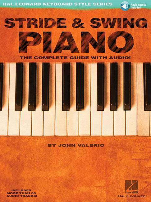 Stride & Swing Piano als Taschenbuch