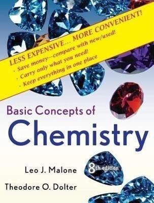 Basic Concepts of Chemistry, 8th Edition Binder Ready Version als Blätter und Karten