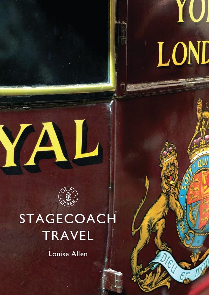 Stagecoach Travel als Taschenbuch