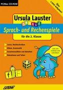 Sprach- und Rechenspiele für die 2. Klasse. CD-ROM für Windows, Mac