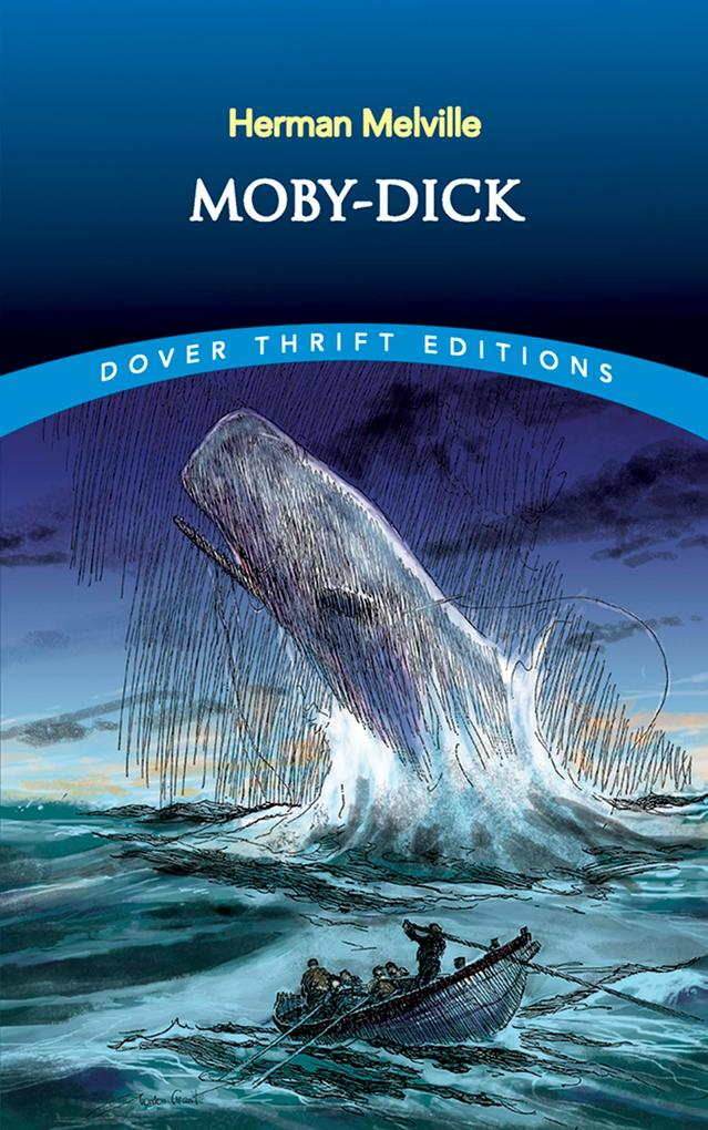 Moby-Dick als eBook epub