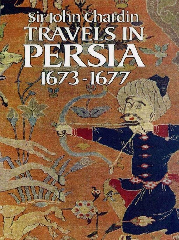 Travels in Persia, 1673-1677 als eBook epub