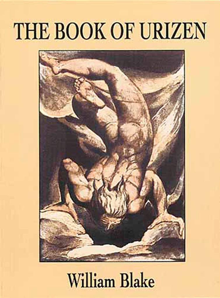 The Book of Urizen als eBook epub