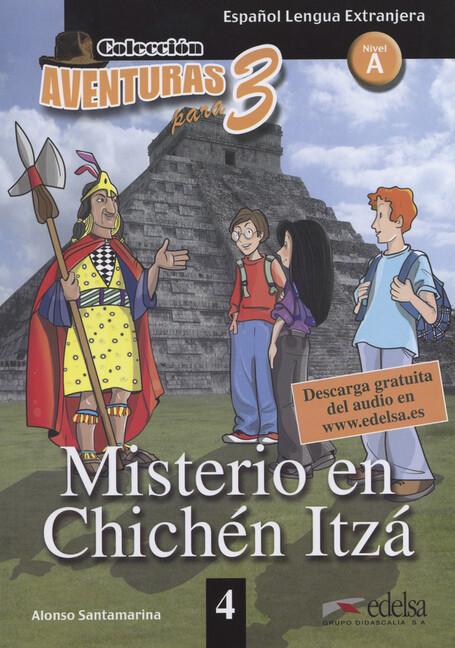Misterio en Chichén Itzá als Buch (geheftet)
