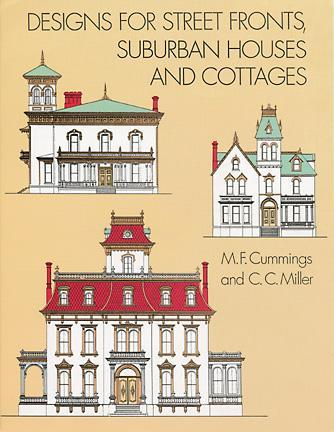 Designs for Street Fronts, Suburban Houses and Cottages als eBook epub